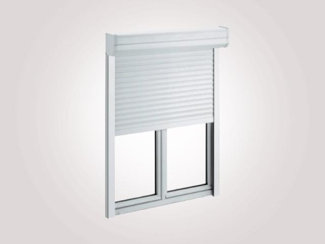 Complete window solution Aluminum or PVC profile