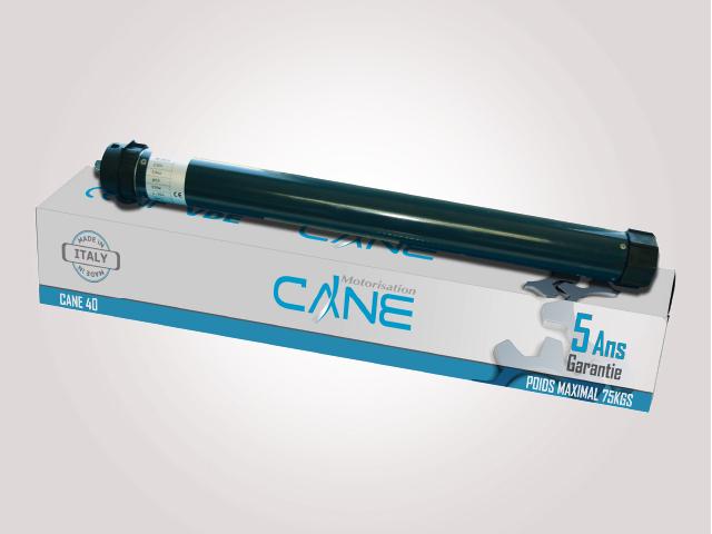 Motorisation pour volets roulants CANE