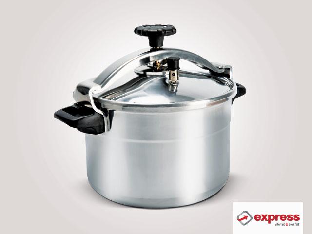 EXPRESS : Cocotte aluminium