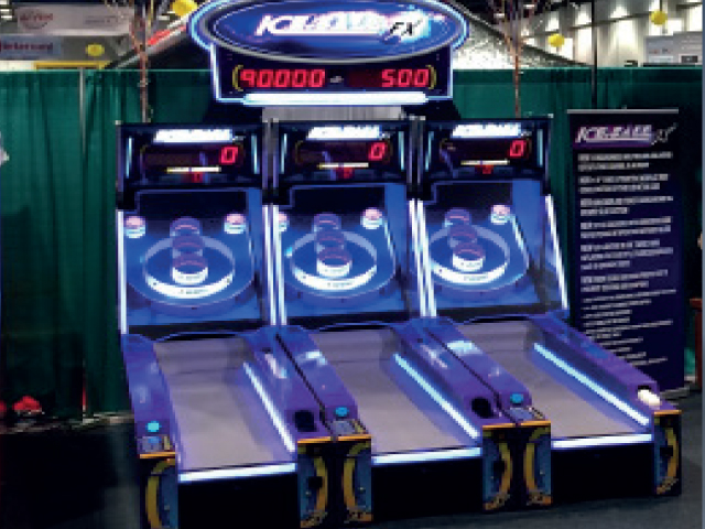 Attractions - Redemption Games