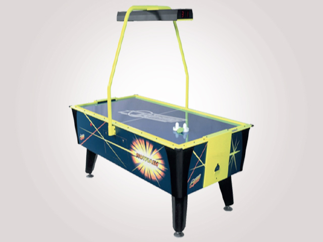 Attractions - Air Hockey table