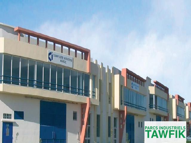 Parcs Industriels TAWFIK